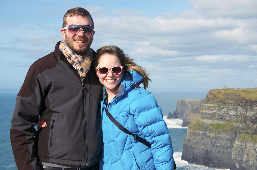 Chris and Erin Walker, Location: Cong, County Mayo - Republic of Ireland